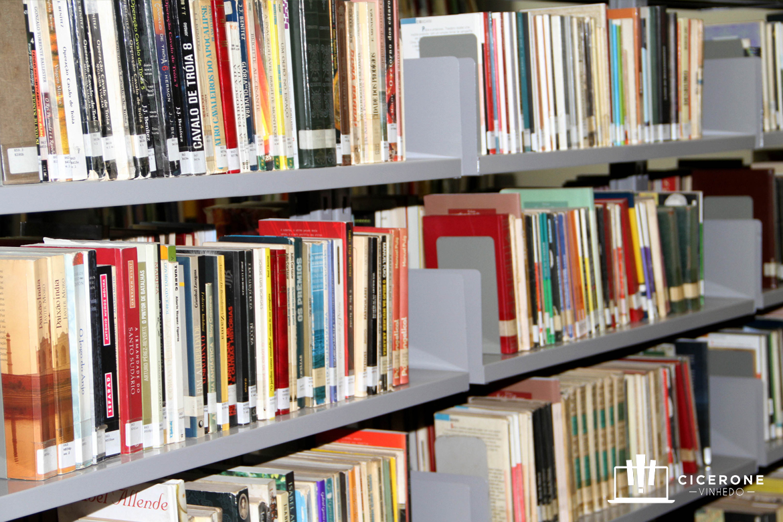 Biblioteca Municipal volta a funcionar em Vinhedo