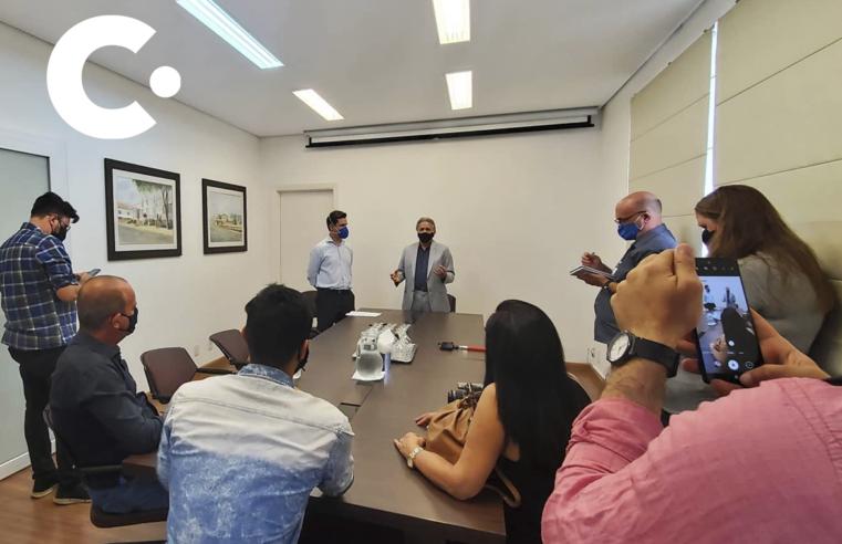 Prefeito Dr. Dario e Secretariado apresentam plano para 100 dias de Governo