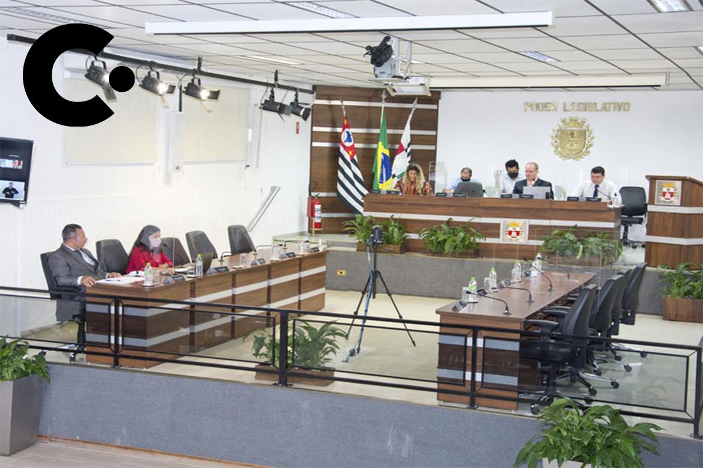 6 vereadores faltam à sessão,  causa animal continua gerando polêmica e lista de vacinados é aprovada em Vinhedo